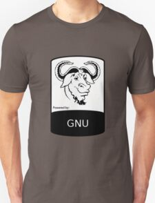 powered by GNU ! T-Shirt