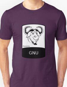powered by GNU ! T-Shirt
