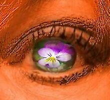 Eye love Flowers by Joni  Rae