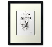 Architect Framed Print