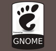 powered by GNOME ! by eluardartiste