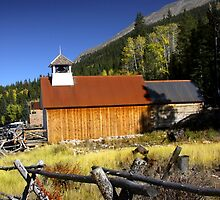 Old church in Colorado by snehit