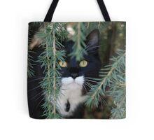 Eugene Kitten Tote Bag