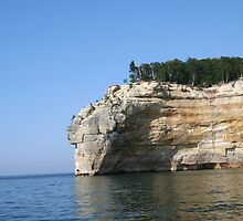 Indian Head_Pictured Rock by snehit