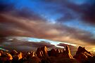 Last Light at Arches by Zane Paxton
