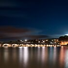 Bideford Long Bridge by Robert Kendall