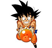 DragonBall Ultimate ! Photographic Print
