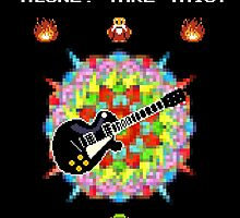 It's dangerous to go alone! Take this guitar. by ThomasGully