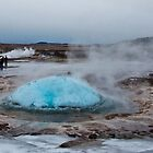 Geyser about to blow by magnetik