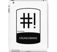 Linux - CHUNCHBANG ! iPad Case/Skin