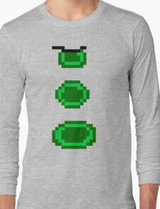 Day of Tentacle - pixel art Long Sleeve T-Shirt