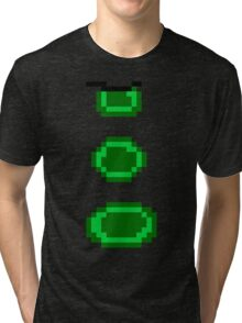 Day of Tentacle - pixel art Tri-blend T-Shirt