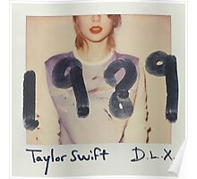 Taylor Swift 1989 Poster