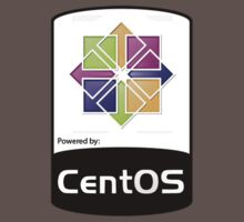 Powered by CentOS ! by eluardartiste
