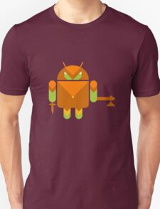 Android Warrior ! T-Shirt