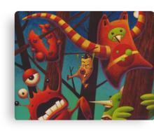 Rumple Fest Canvas Print