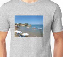 Sidari beach Unisex T-Shirt