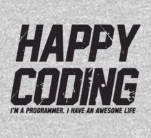 Programmer : Happy Coding by dmcloth