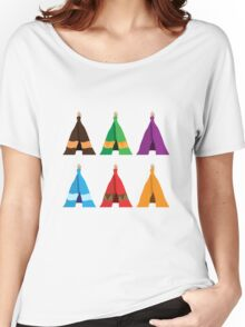 Tents Women's Relaxed Fit T-Shirt