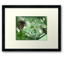 St. Patricks Day Framed Print
