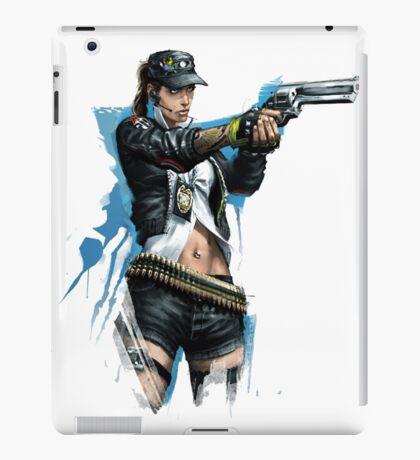 APB Reloaded Cool Enforcer Girl iPad Case/Skin