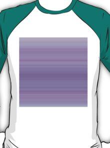 Violet-Purple Stripes T-Shirt