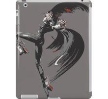 Minimalist Bayonetta Classic iPad Case/Skin