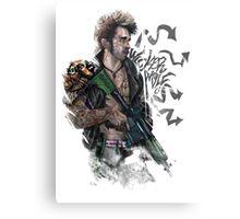 APB Reloaded Cool Gangster Boy Canvas Print