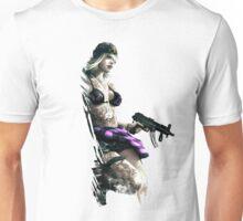 APB Reloaded Cool Gangster Girl Unisex T-Shirt