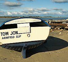 Tom Jones Boat by Seesee