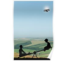 Childhood Dreams, The Seesaw Poster