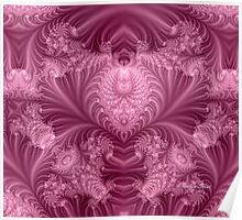 Fluttering Heart Poster
