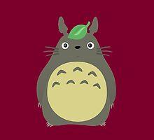 Totoro - Ultimate Art ! [UltraHD] by jeaneartiste