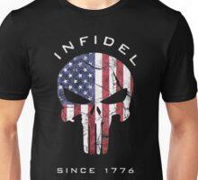 American Punisher 3.0 - Infidel Unisex T-Shirt