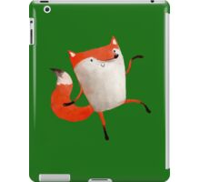 Happy Dancing Fox iPad Case/Skin