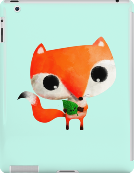 Cute Little Fox by colonelle