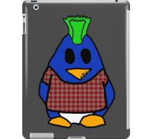 Punk Penguin iPad Case/Skin
