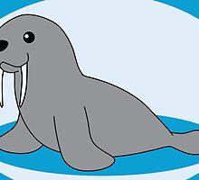 Walrus by mstiv