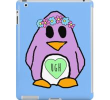 Pastel Penguin iPad Case/Skin