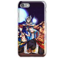 two moons- sahid, bianca & jarrah iPhone Case/Skin