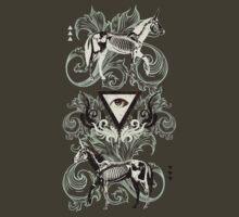 Undead unicorns #2 by lab80