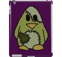 Frankenstein's Penguin iPad Case/Skin