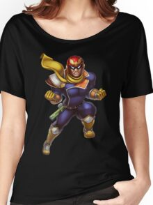 Captain Falcon Women's Relaxed Fit T-Shirt