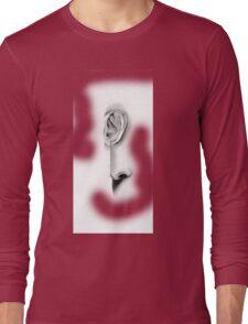 EAVESDROP Long Sleeve T-Shirt