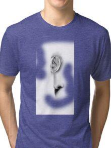 EAVESDROP Tri-blend T-Shirt