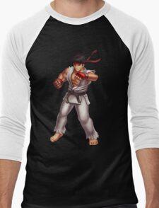 Ryu Men's Baseball ¾ T-Shirt