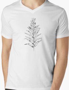 Fern Mens V-Neck T-Shirt