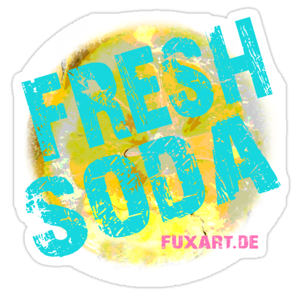 fresh soda by fuxart