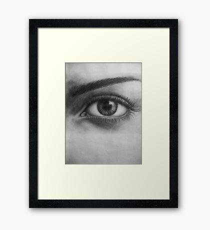 ORIGINAL Framed Print
