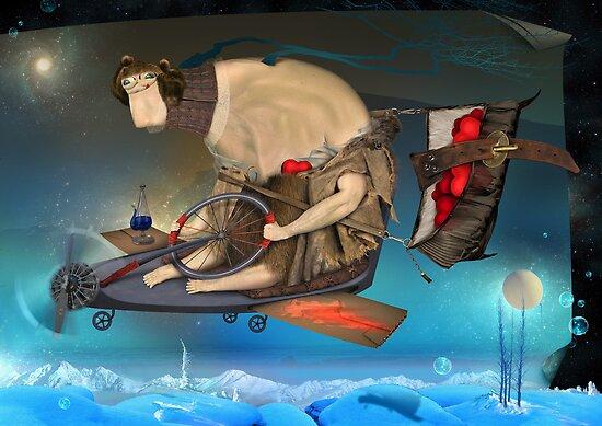 Heart Thief by Yuliya Art